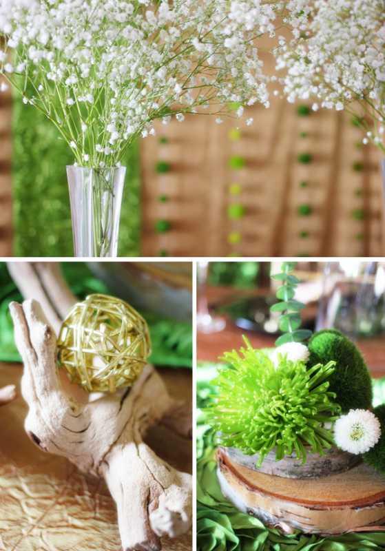 svadba-v-stile-zelenogo-sada-6 Яркая и сочная зеленая свадьба в стиле зимнего сада, простые идеи для вдохновения