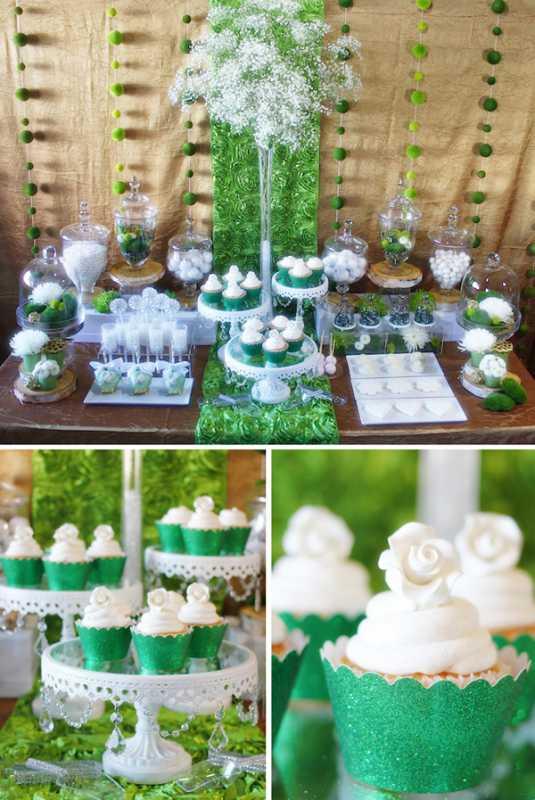 svadba-v-stile-zelenogo-sada-7 Яркая и сочная зеленая свадьба в стиле зимнего сада, простые идеи для вдохновения