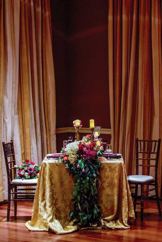 vintazhno-gamurnaya-svadba-7 Винтаж и гламур в свадебном торжестве, как правильно сочетать между собой эти два стиля