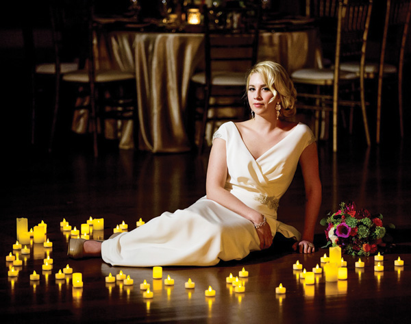 vintazhno-gamurnaya-svadba-9 Винтаж и гламур в свадебном торжестве, как правильно сочетать между собой эти два стиля