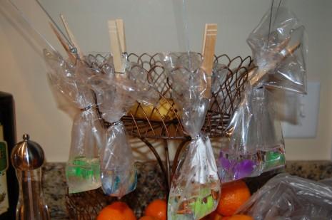 """zolotaya-rybka-v-podarok-gostyam-na-svadbu-5 """"Золотая рыбка"""" в подарок гостям на свадьбу - простой способ удивить гостей презентом в стиле хендмейд"""