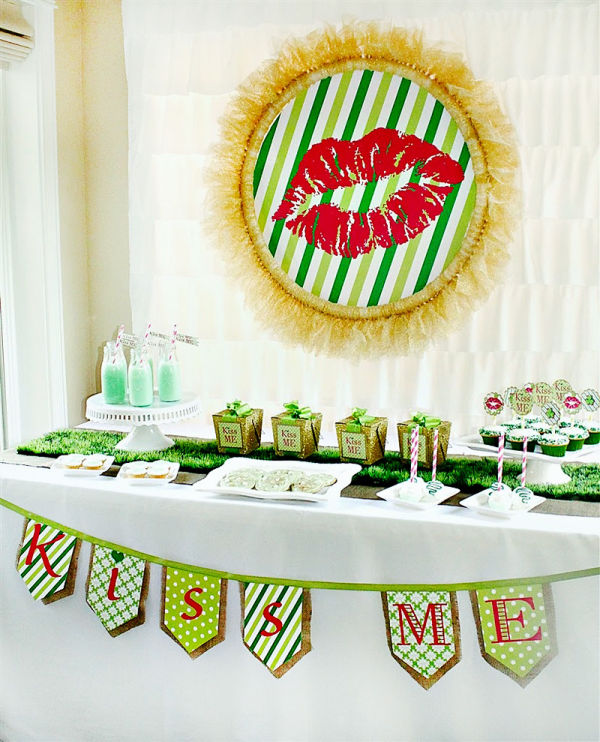 1-Kendi-Bar-v-den-patrika-na-svadbe День Святого Патрика в России, как организовать Кэнди Бар на тематической свадьбе, посвященной этому празднику
