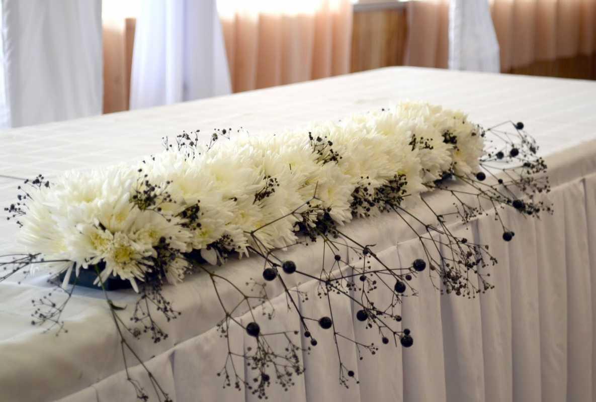 Свадьба в черно-белом цвете сочетание стиля и элегантности в торжестве