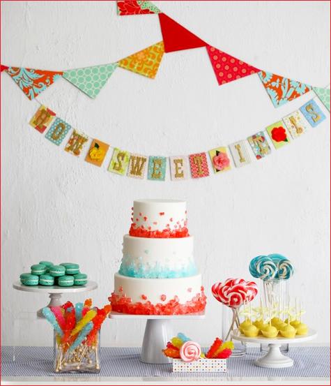 Потрясающий конфетный Кэнди Бар на свадьбе, расскрываем секреты его яркого оформления