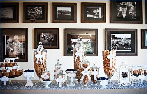Крекер Бар на свадьбе удивительная замена стандартного десертного стола на свадебном торжестве