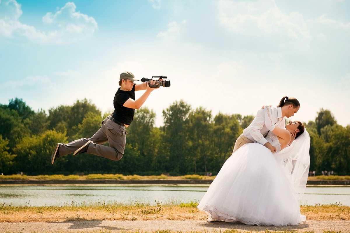 Монтаж и оформление свадебного видео стоит ли пользоваться данной услугой?
