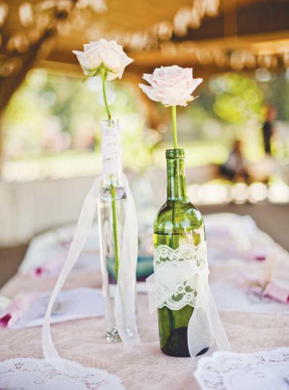 1-svadba-v-derevenskom-stile Нежная летняя свадьба в деревенском стиле. В чем заключается суть простоты организации?