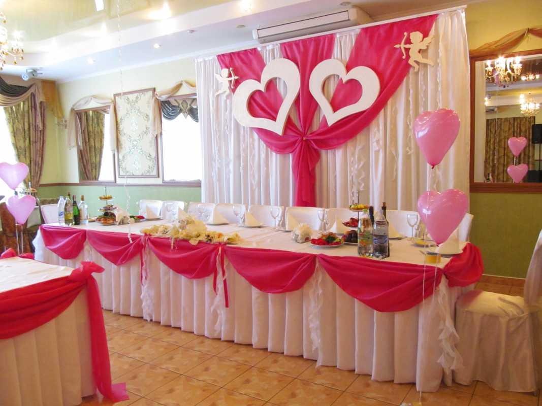 Свадьба в цвете фуксия, фото подборка наиболее интересных идей воплощения такого торжества