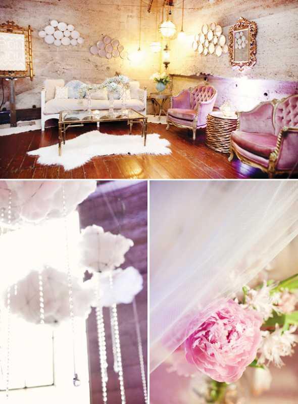 Идеи по организации предсвадебных сборов невесты в стиле богем в отеле