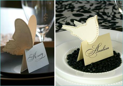bumazhnye-kartochki-rassadki-gostej-4 Бумажные таблички на бокал в замен стандартных карточек для рассадки гостей на свадьбе