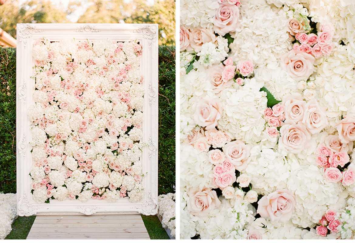 bumazhnye-tsvety-na-svadbe-5 Украшение свадьбы бумажными цветами - простой способ сделать не дорогой декор своими руками
