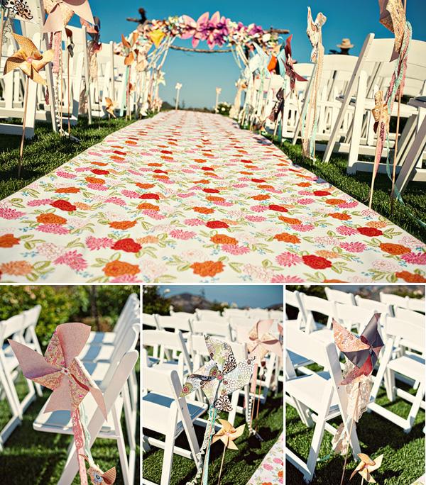 dekor-svadby-tsvetami-iz-bumagi-11 Декор свадьбы бумажными цветами, кто сказал что хендмейд не может быть модным?