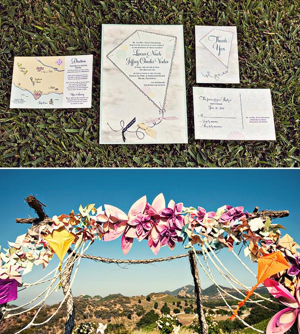 dekor-svadby-tsvetami-iz-bumagi-3 Декор свадьбы бумажными цветами, кто сказал что хендмейд не может быть модным?