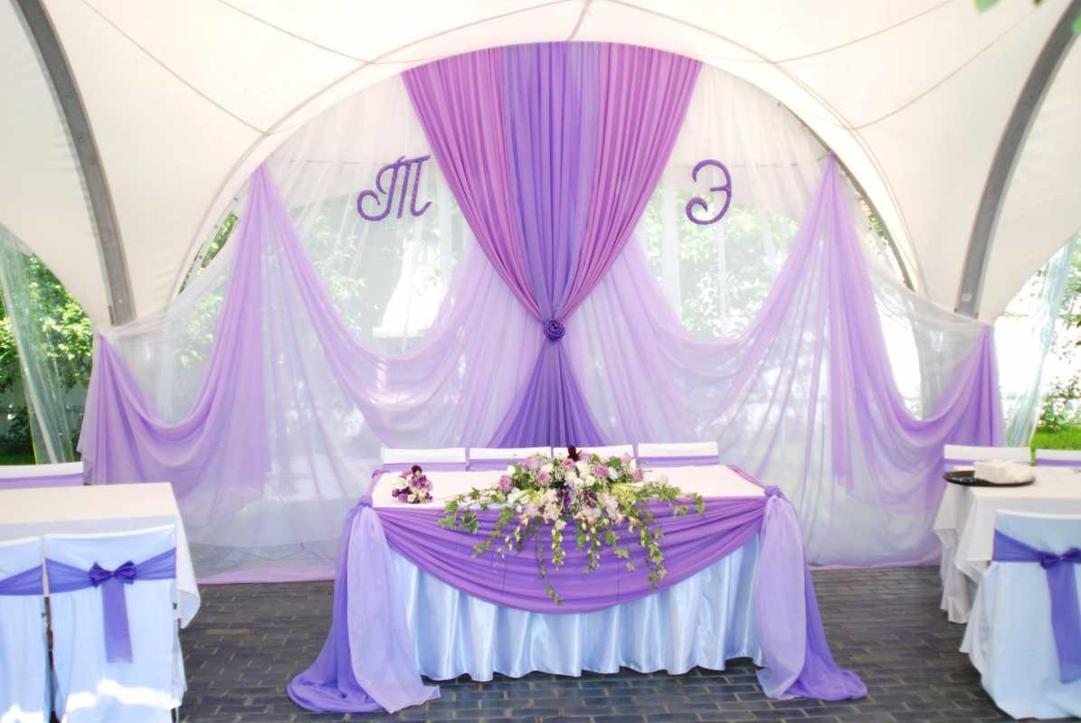 dekor-svadebnyh-shatrov-6 Оформление свадебных шатров при выездной церемонии регистрации брака
