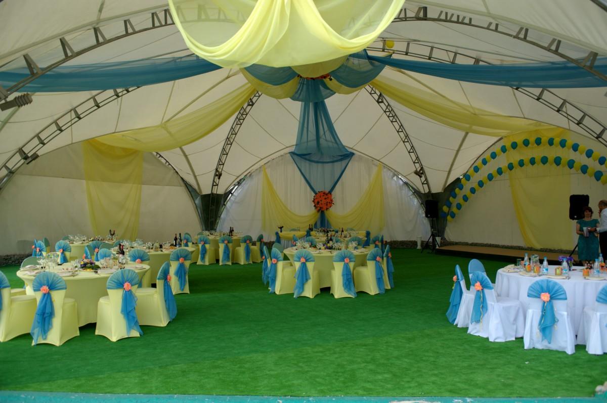 dekor-svadebnyh-shatrov-7 Оформление свадебных шатров при выездной церемонии регистрации брака