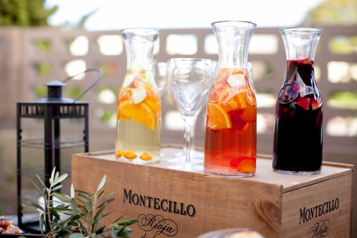 napiti-na-svadbe-4 Нюансы составления свадебного меню: какие безалкогольные напитки должны присутствовать на столе