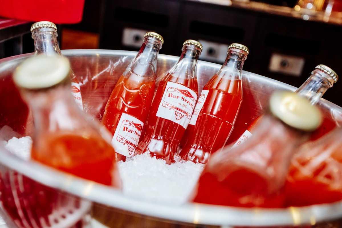 napiti-na-svadbe-8 Нюансы составления свадебного меню: какие безалкогольные напитки должны присутствовать на столе