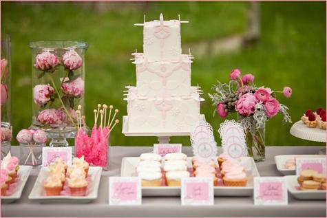 nezhnejshij-Kendi-Bar-v-rozovom-tsvete-6 Нежнейший розовый Кэнди Бар, как отдельный элемент свадебного торжества