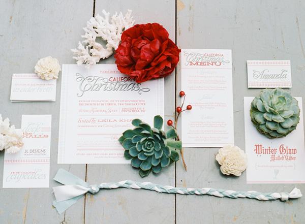 rozhdestvennaya-servirovka-stola-na-svadbe-4 Рождественская сервировка свадебного стола для зимней церемонии бракосочетания