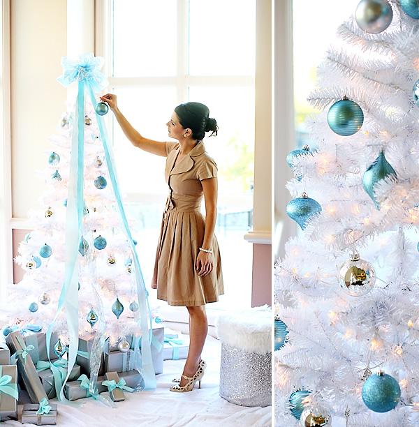 servirvoka-stola-dlya-zimnej-svadby-6 Сервировка свадебного стола в холодной голубой палитре для зимнего торжества