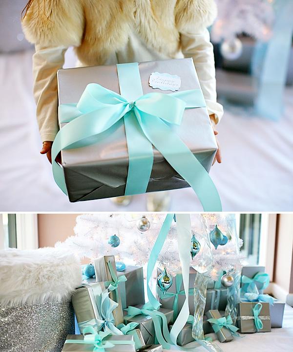 servirvoka-stola-dlya-zimnej-svadby-7 Сервировка свадебного стола в холодной голубой палитре для зимнего торжества