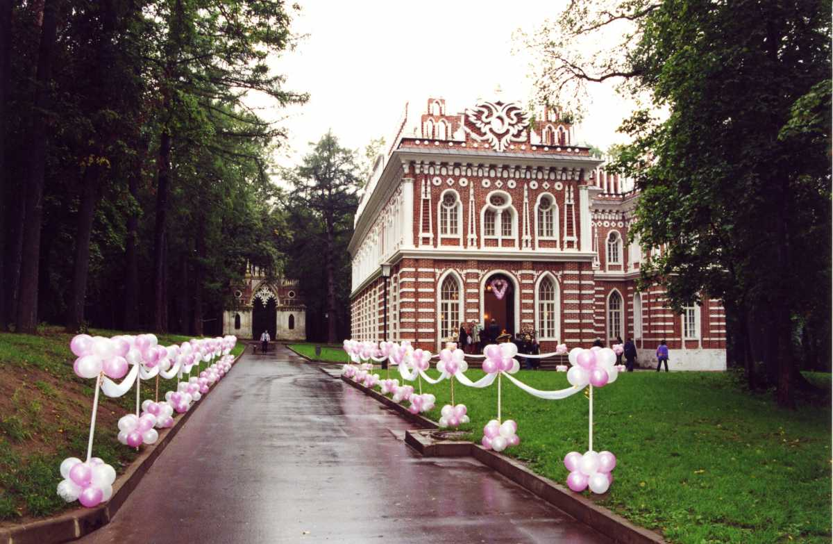 shary-na-svadbu-svoimi-rukami-8 Украшение из шаров на свадьбу своими руками, варианты использования воздушного декора