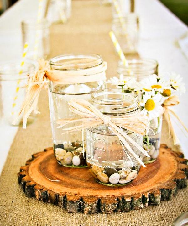 svadba-sladkij-rustik-7 Рустиковая свадьба, как разнообразить торжество желтым цветом?