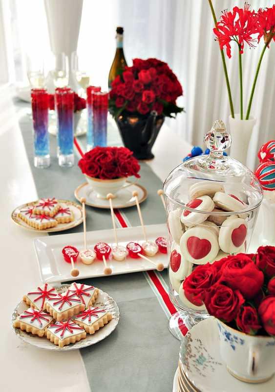 svadba-v-stile-Angliya-10 Идеи для вдохновения: создание свадьбы в английском стиле
