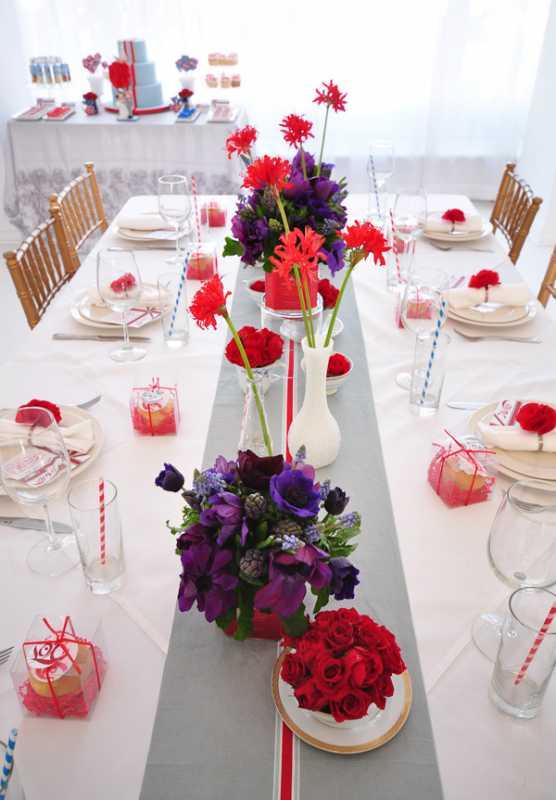 svadba-v-stile-Angliya-6 Идеи для вдохновения: создание свадьбы в английском стиле