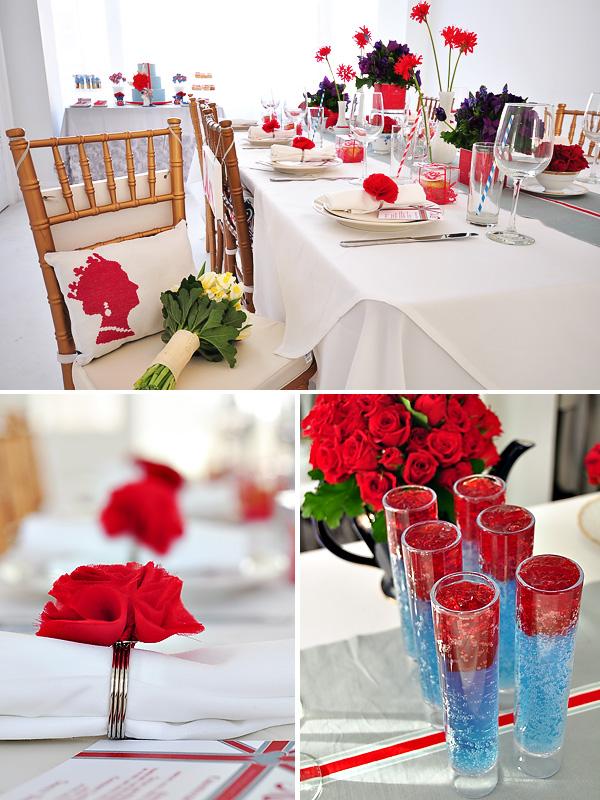 svadba-v-stile-Angliya-7 Идеи для вдохновения: создание свадьбы в английском стиле