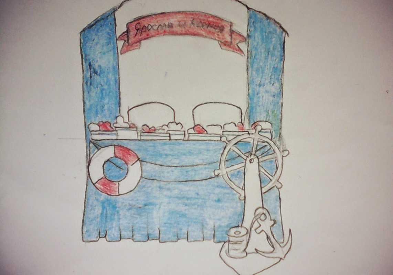 svadebnyj-eskiz-svadby-8 Нужен ли эскиз свадебного оформления при заказе оформления зала в дизайнерском агентстве