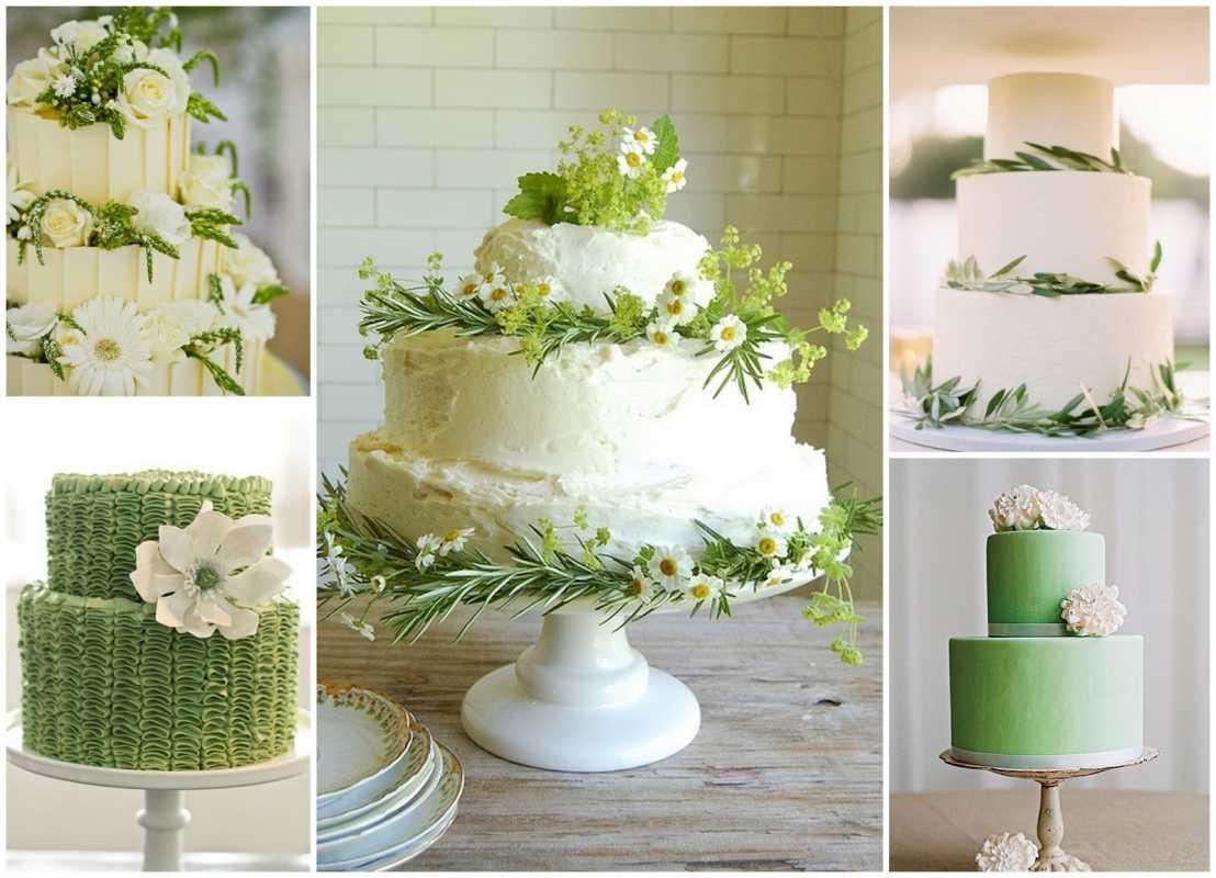 svadebnyj-tortik-v-stile-eko ТОП-5 трендов на свадебные торты в 2016 году, как не ошибиться с выбором главного свадебного угощения
