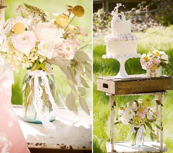 vintazhnaya-svadba-v-stile-kola-2 Винтажная свадьба в оформлении которой ведущую роль занимают бутылочки Кока-Колы