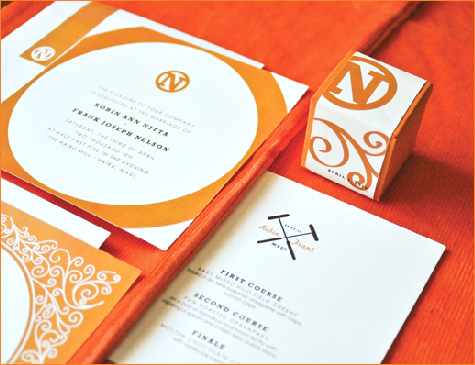 yarkaya-ryzhaya-svadba-6 Яркая рыжая свадьба - заряд бодрости и позитива в любую погоду