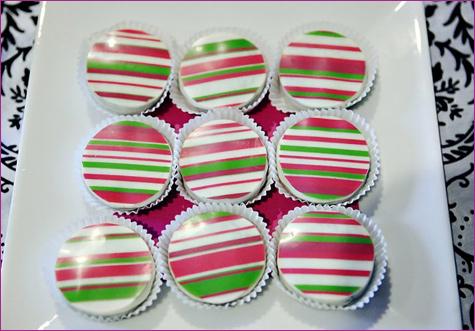 yarkij-Kendi-bar-na-svadbu-10 Яркий свадебных Кэнди бар в необычном сочетании фиолетового, розового и зеленого цвета