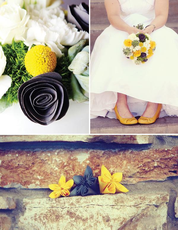 zheltyj-dekor-na-svadbe-6 Использование желтых декораций для придания официальному торжеству свежести и яркости