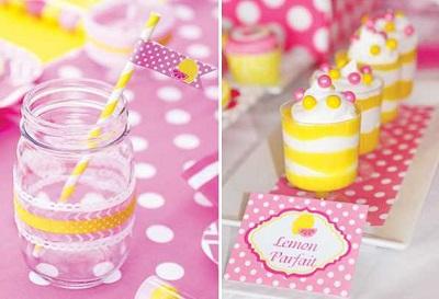 1-svadba-rozovo-zheltaya Нежная и сочная лимонно-розовая свадьба в самый разгар лета