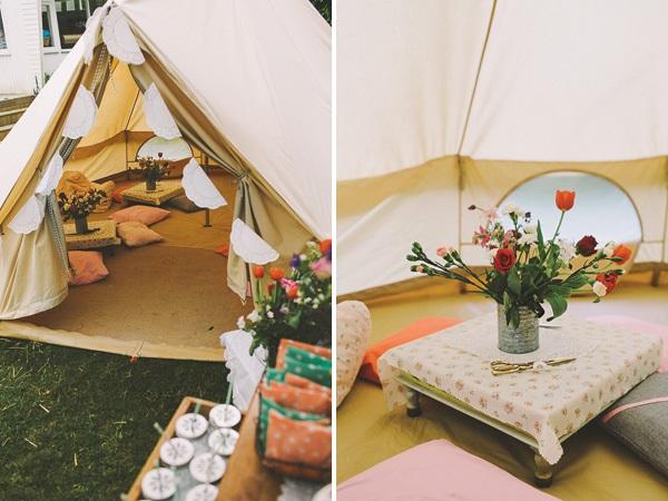 devichnik-rustik-3 Рустиковый девичник в палатках, идея для проводения  на природе предсвадебной вечеринке невесты