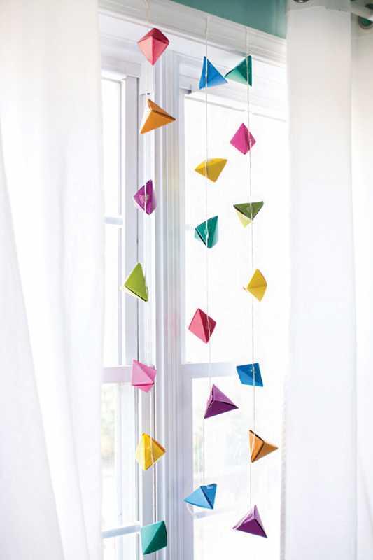 geometriya-v-dekore-svadby-6 Как использовать геометрические принты и узоры в декоре свадьбы