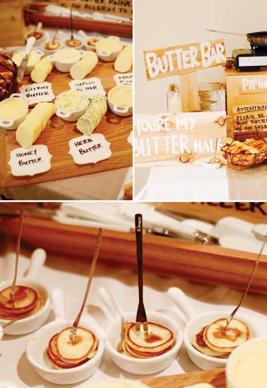 neobychnye-bary-na-svadbe-4 Организуем на своей свадьбе необычные десертный стол с закусками и угощениями