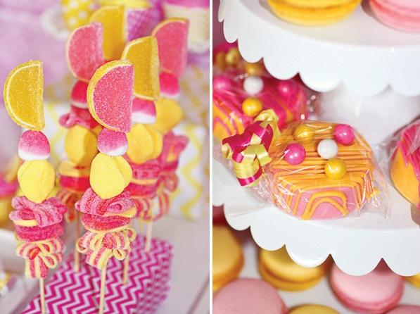 svadba-rozovo-zheltaya-7 Нежная и сочная лимонно-розовая свадьба в самый разгар лета