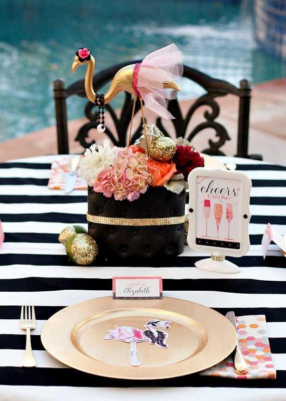 svadba-zolotoj-flamingo-4 Дитя заката - розовый фламинго, как тематика свадебного торжества
