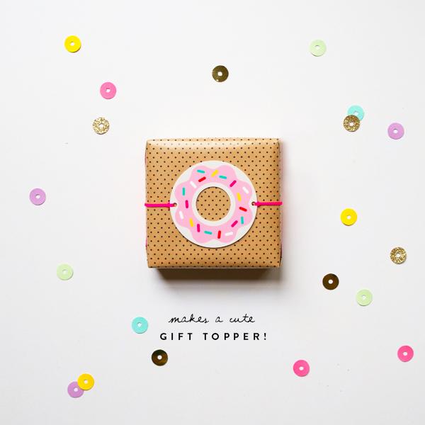 1-ponchiki-v-dekore-svadby Пончики в декоре свадьбы + бесплатные макеты для печати
