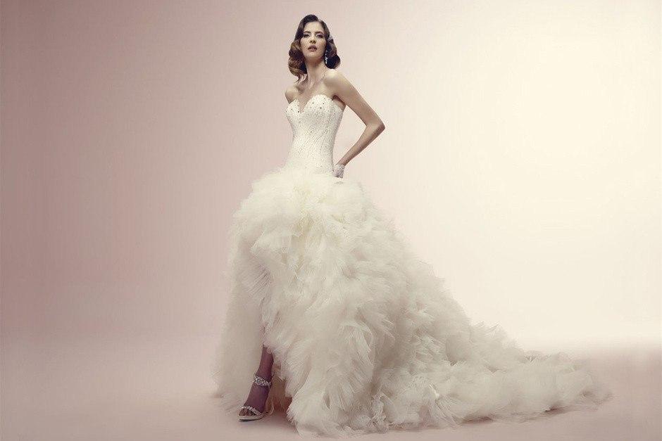 Alessandra-Rinaudo-11 Коллекция свадебных платьев от Alessandra Rinaudo идеальный вариант наряда для утонченных и романтичных невест