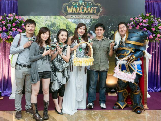 Svadba-v-stile-World-of-Warcraft Обзорная статья о стилях свадьбы