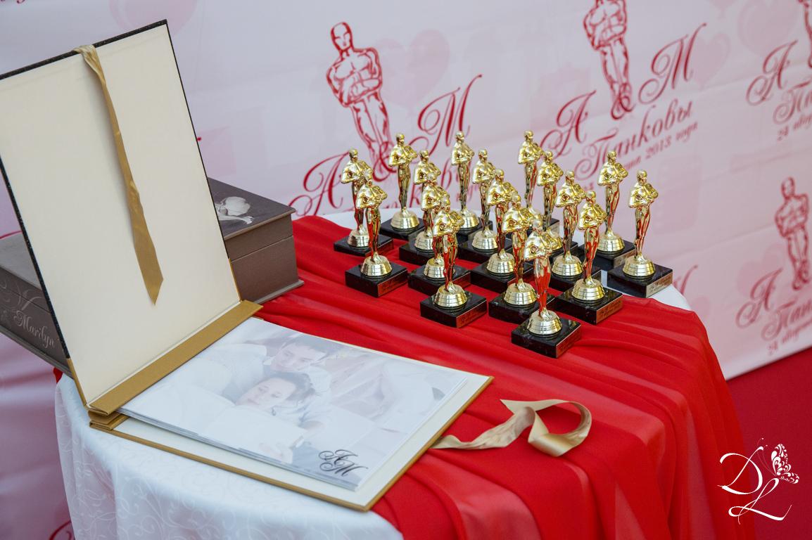 """kniga-pozhelanij-dlya-svadby-v-stile-vrucheniya-oskara Свадьба в стиле церемонии вручения """"Оскара"""""""