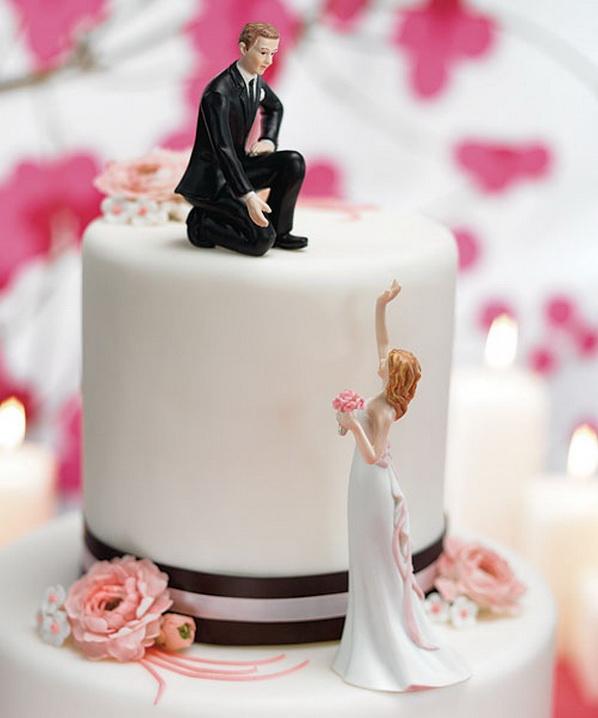 14 Все выше и выше, и выше: как появился многоярусный свадебный торт.